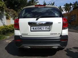 Chevrolet Captiva LTZ AWD Automatic, 2015, Diesel