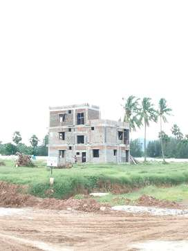 duvvada villas and plots vuda approved 80% bank loan availelty