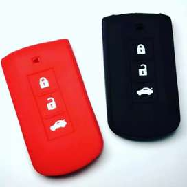 Silikon Remote Kunci Mitsubishi Outlander, New Pajero