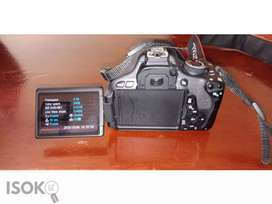 Canon 600d with 18/55 lens best for still & movies