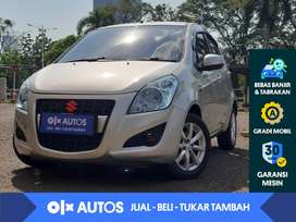 [OLXAutos] Suzuki Splash 1.2 GL M/T 2013 Abu-abu