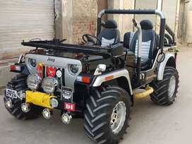 JANDU JEEP MAKER in Mandi Dabwali