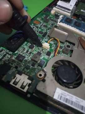 Servis Panggilan Laptop Komputer Printer Mulai 30rb-an