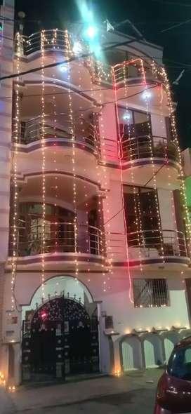 3 room set in ground floor at malviya nagar aishbagh lucknow