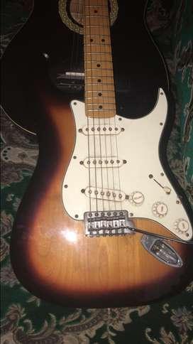 Gitar fender made in mexico