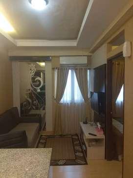 Murah Sewa Apartemen tipe 2 Kamar Tidur Full Furnish Lengkap