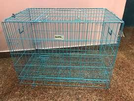 Puppy Dog cage