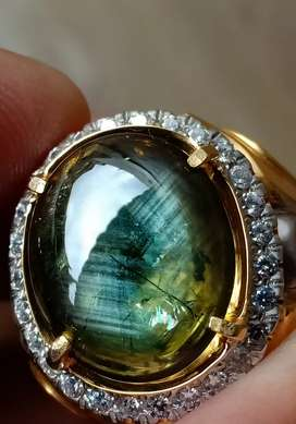 Bangsing Kresna Menawaratna material kristal