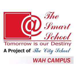 The Smart School Wah Campus is for sale. 65Lac