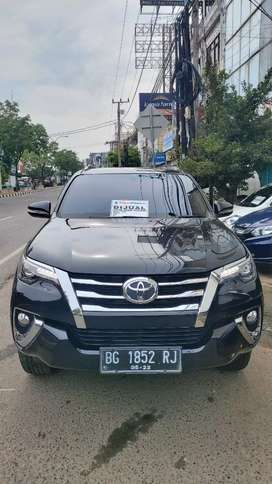 Toyota Fortuner VRZ 2017/2018 BGTangan1 Km20Rban Full orisinil DIJAMIN