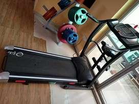 Treadmill energy fitness