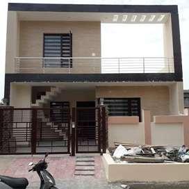 Tastefully built house