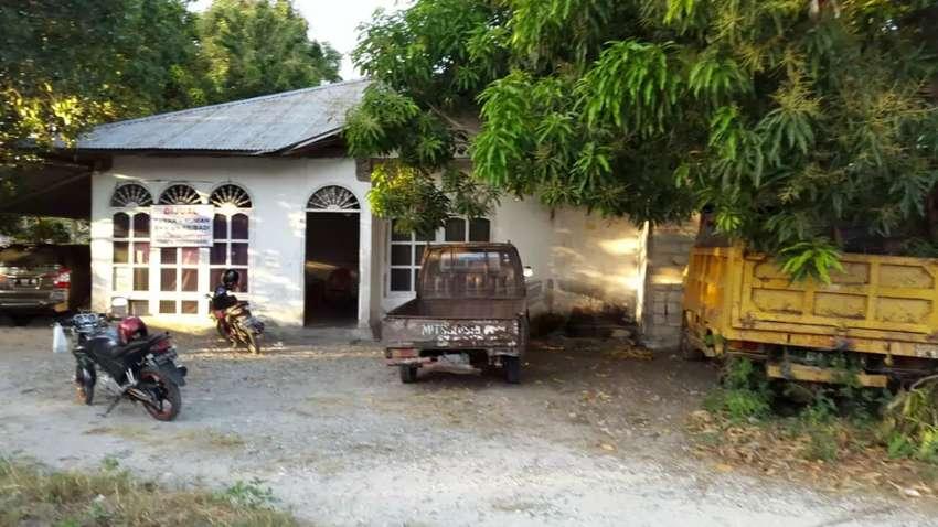 Tanah plus bangunan di Komplek Perumnas Kota Waingapu 0