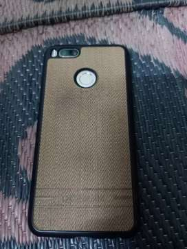 Mi A1  white and gold color only phone I will give ld proof