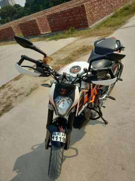 KTM Duke 390cc