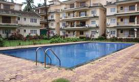 2BHK Furnished Apartment Calangute