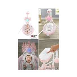Ayunan bayi / baby swing fisher price ready