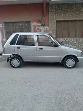 Mehran 2004 model  good condition lahore number