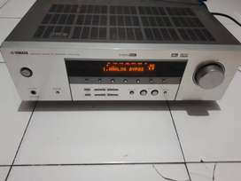 Receiver Amplifier Home Theatre Yamaha Htr - 5730