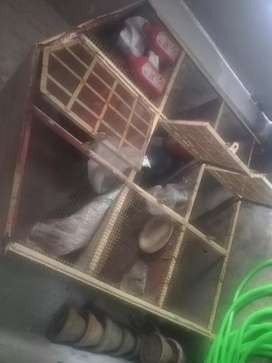 Cage price a bit negotiable