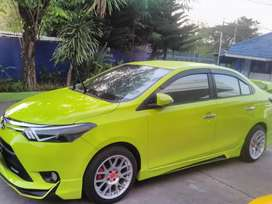 Toyota all new vios limo 2014 Gen 3 Full up grade
