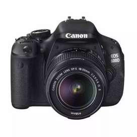 PROSES TANPA KARTU KREDIT PROSES CEPAT !Canon 600D (Kredit)