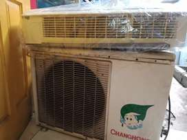 Jual AC 1 pk Changhong dan bisa servis AC juga