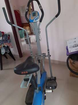 FITNESS CYCLE FOR SALE for Rs10000