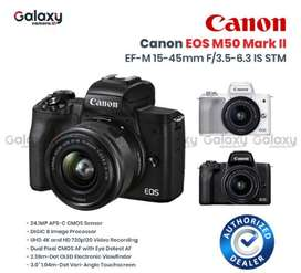 Kredit Canon EOS M50 Mark II Kit 15-45mm