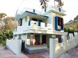 New House Sale Pothencode Near Kazhakoottam 1500sqft