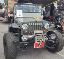 Willy jeep Modified by BOMBAY JEEPS AMBALA CITY OPEN JEEP THAR jonga