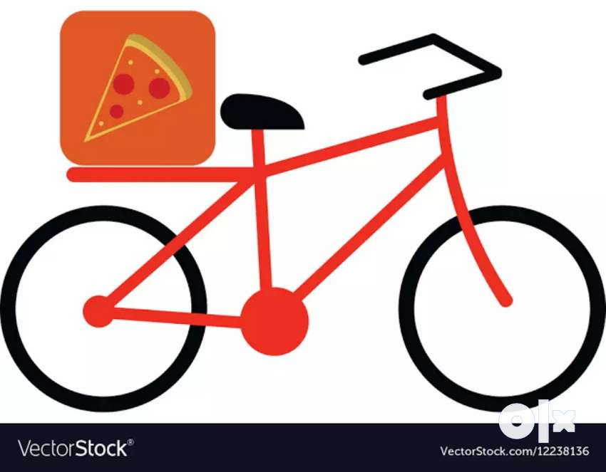New opening delivery boy bike rider food company  in Kolkata location 0