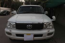 Land cruiser VX Limited