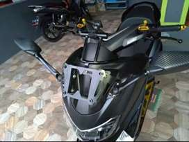 Bracket Windshield NMAX