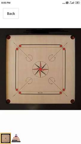 Big size carrom board