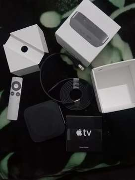 Apple TV 3rd Generation 100 % New