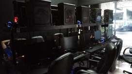 Komputer Bekas Warnet High Spec 30PC Lengkap siap usaha