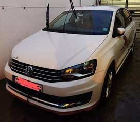 Volkswagen Vento 2018 Diesel 77000 Km Driven