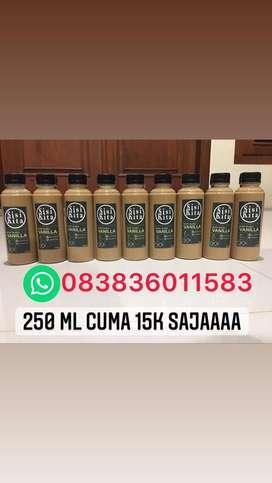 Kopi Susu Vanilla 250 ml