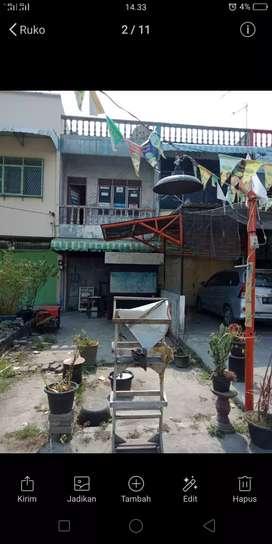 Ruko Besar di Jl Pancing / Williem Iskandar 114c Medan