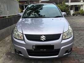 Suzuki SX4 X-Over AT 2008 Pajak Baru Istimewa Matic Plat H