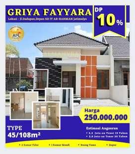 Perumahan Griya Fayara Jatimulyo