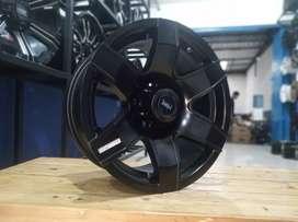 HSR SAVANA R15X7 pcd 5x114,3 for inova xpander rush grandmax dll