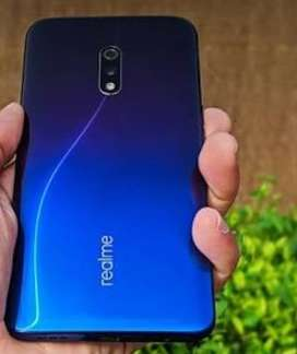 Realme x with pop up camera ,back 48MP,front 16 MP  with resolution