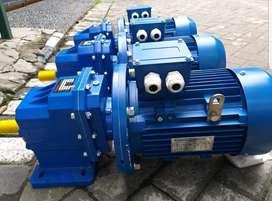 J > gearmotor ( dinamo + gearbox ) bisa beli terpisah , WA di nmr ini