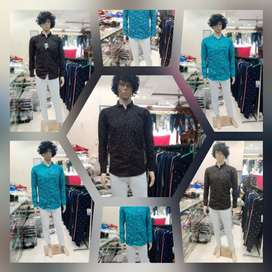 Fancy shirt and jeans only at rs 590