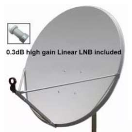 Settlite dish TV antenna pe ary news sama ptv sports free forever