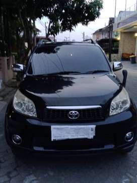 Toyota Rush Black tipe S THN 2012