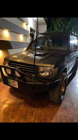 Pajero  excellent condition