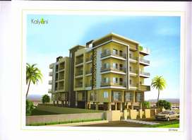 3 bhk new flat at morabadi available for sale 5743000/-